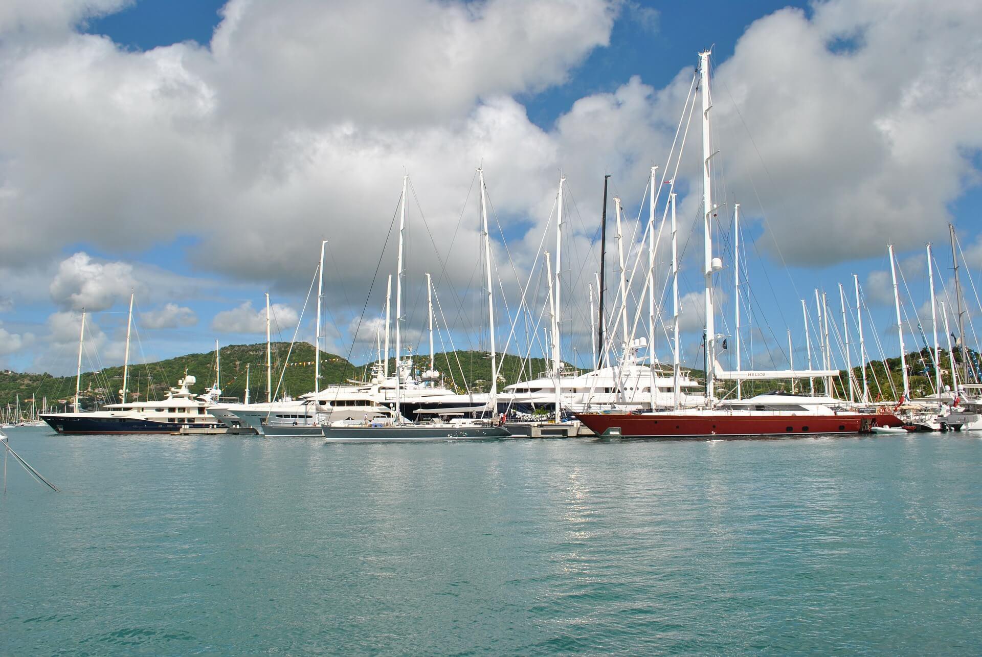 yacht management expert